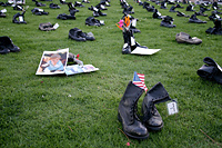 Eyes Wide Open, an Exhibition on the Human Cost of the Iraq War