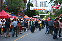 Vancouver Chinatown Night Market