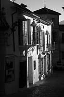 Early Morning on Calle Santo Domingo, Ronda